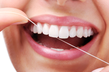 Why You Should Floss BEFORE You Brush